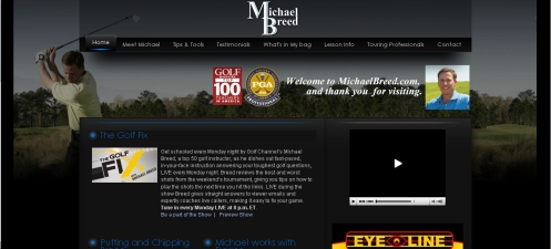 Michael Web site